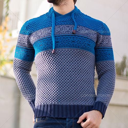 بافت مردانه Ranbir - لباس گرم مردانه