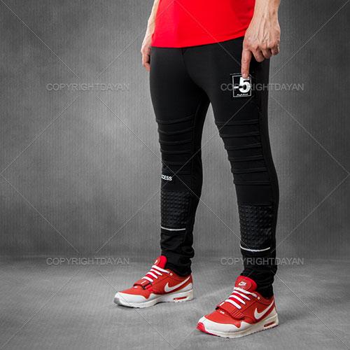 ست شلوار مردانه Success و کفش Barana(قرمز سفید)