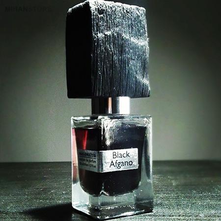ادکلن ناسوماتو بلک افگانو - عطر تلخ بلک افغان Black Afgano