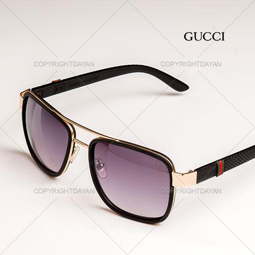 عینک آفتابی Gucci مدل Nemrez - عینک مردانه گوچی