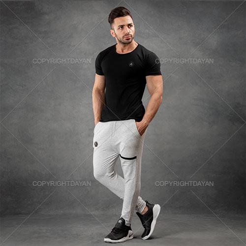 فروش ست تیشرت و شلوار Mosla - خرید پوشاک تابسانی مردانه
