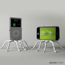 فروش نگهدارنده عنکبوتی موبایل Spider Grip – هولدر عنکبوتی