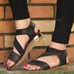 فروش كفش دخترانه مدل PARLA - خرید صندل تابستانی زنانه