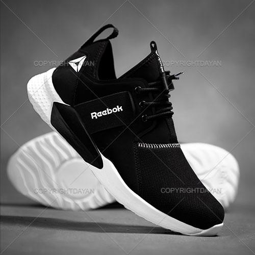 کفش مردانه Reebok مدل Vema (سفید مشکی) - کتانی ریباک