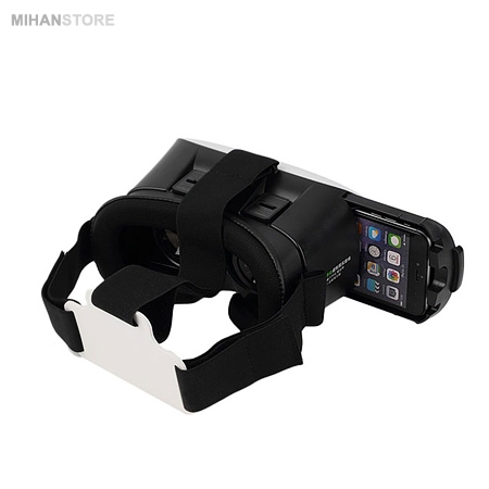 فروش هدست واقعیت مجازی VR Box - عینک واقعیت مجازی