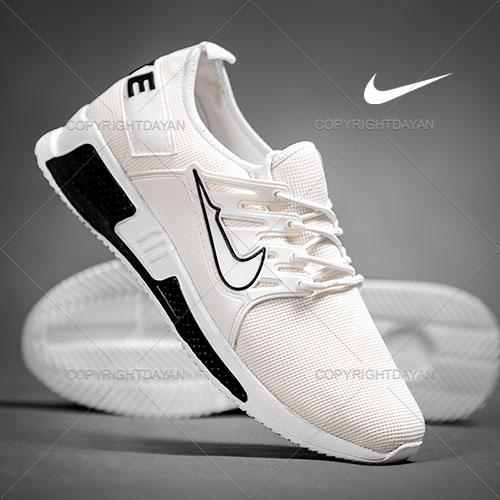 فروش کفش مردانه Nike مدل Krist (سفید) - کفش نایک