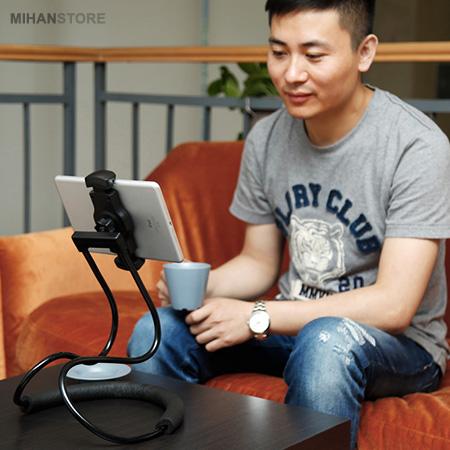 فروش نگهدارنده و هولدر گردنی چندکاره موبایل و تبلت