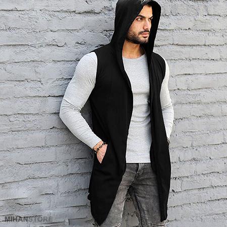 فروش ست هودی و تی شرت آستین بلند مردانه طرح Creed