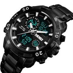 فروش ساعت مچی عقربه ای مردانه اسکمی مدل ۱۳۰۶