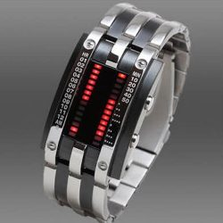 فروش ساعت مچی طرح استورم – ساعت مدرن LED