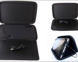 کیف تبلت اسپیکر دار - کیف تبلت 7 اینچی ضد ضربه