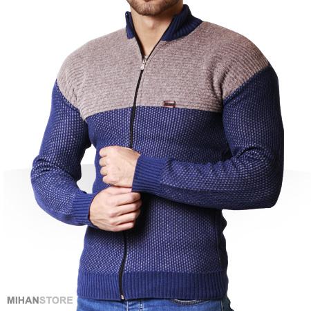 فروش سوئیشرت بافت مردانه Uomo - لباس گرم مردانه