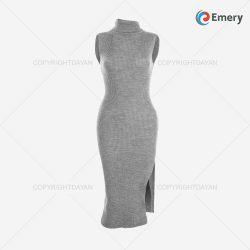سارافون بافت زنانه Emery مدل L3228 – لباس گرم زنانه