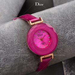 فروش ساعت مچی زنانه Dior مدل W2642 صورتی