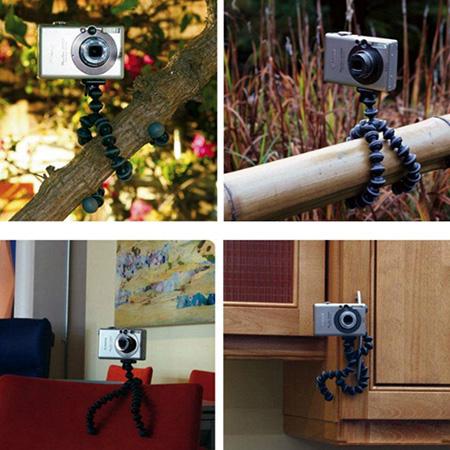 فروش سه پایه انعطاف پذیر دوربین عکاسی گوریلا