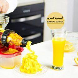 آبمیوه گیری دستی Manual Juicer – آبمیوه گیری و مخلوط کن