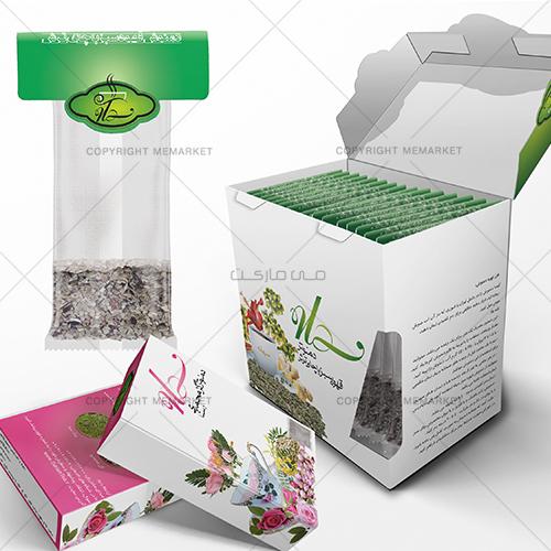 فروش قهوه سبز سهله به همراه دمنوش گل محمدی با سنا