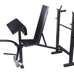 فروش میز پرس ۱۰ کاره  ورزشی خانگی مدل اسپرت ۲۲۲