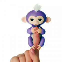 ربات میمون بند انگشتی سنسوردار مدل Happy Monkey