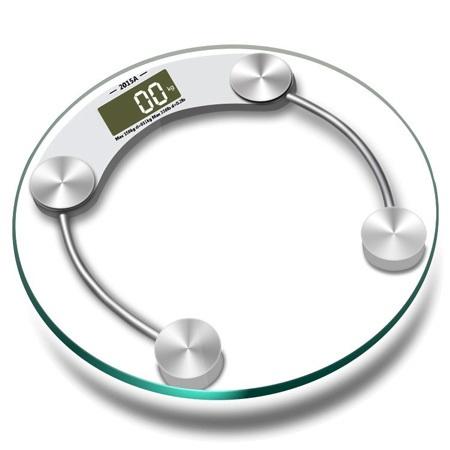 ترازو دیجیتال پرسنال شیشه ای - ترازوی وزنکشی خانگی