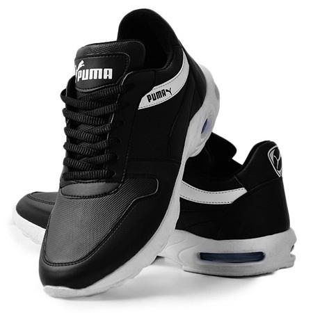 کفش مردانه پوما Puma طرح Smash رنگ مشکی