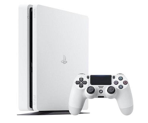 کنسول بازی سونی سفید مدل Playstation 4 Slim کد Region 2 CUH-2116A