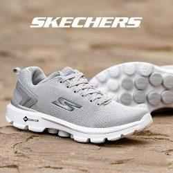 کفش مردانه اسکیچرز Skechers  کف دوخت مدل K9268