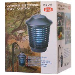 حشره کش برقی ول مدل WE-U15  – لامپ حشره کش