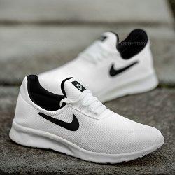 کفش مردانه نایکی Nike مدل K9367 رنگ سفید و مدل Q9368 رنگ مشکی