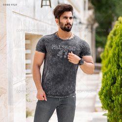 تیشرت مردانه Enzo مدل T9727 – تیشرت آستین کوتاه یقه گرد