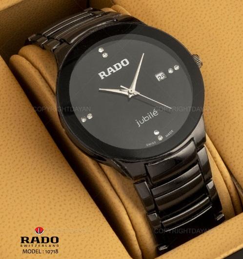 ساعت مچی رادو Rado مدل 10718 - ساعت مچی اسپورت فلزی