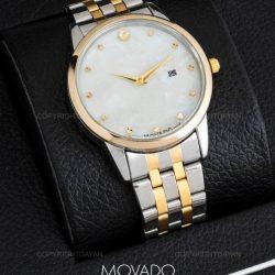 ساعت مچی مردانه موادو Movado عقربه ای مدل ۱۰۷۹۶