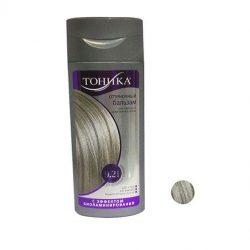 شامپو رنگ مو توهیکا شماره ۹٫۲۱ حجم ۱۵۰ میلی لیتر رنگ بلوند خاکستری