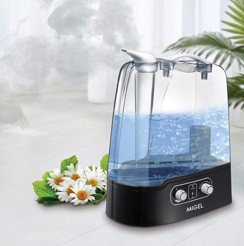 بخور سرد میگل مدل Migel GAH60 Cool Mist Humidifier