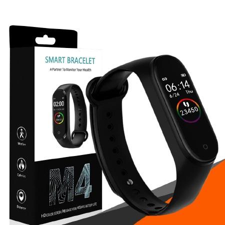 دستبند و ساعت هوشمند ضد آب مدل M4 Smart Band