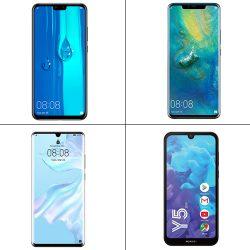 معرفی ، بررسی و قیمت به روز مدل های جدید گوشی موبایل هواوی Huawei