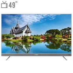تلویزیون ال ای دی هوشمند ایکس ویژن مدل ۴۹XTU725 سایز ۴۹ اینچ