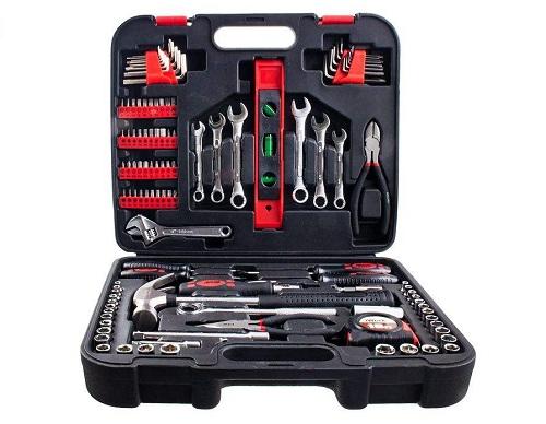مجموعه 119 عددی ابزار آی ورک مدل IW119-BMC