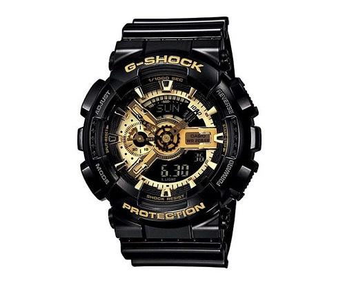 ساعت مچی دیجیتالی کاسیو جی شاک Casio G-Shock GA-110GB-1ADR