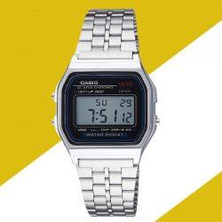 ساعت مچی دیجیتالی کاسیو مدل A159 Casio WR Lithium Watch