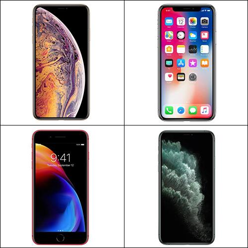 معرفی ، بررسی و قیمت به روز مدل های جدید گوشی موبایل اپل APPLE