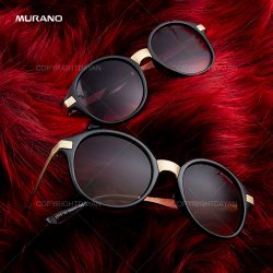 عینک آفتابی زنانه مورانو Murano مدل G9249 لنز UV400