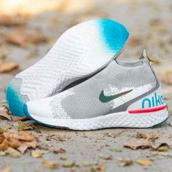 کفش مردانه نایکی Nike مدل ۱۱۵۷۹ – کتانی کفدوخت مردانه