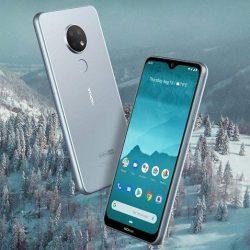 گوشی موبایل نوکیا Nokia مدل ۶٫۲ ظرفیت ۶۴ و ۱۲۸ گیگابایت