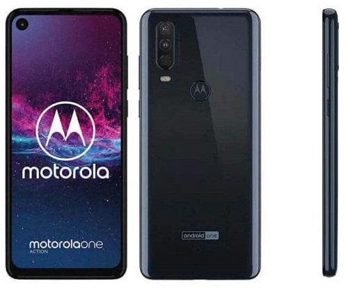 گوشی موبایل موتورولا وان اکشن Motorola One Action ظرفیت 128 گیگابایت