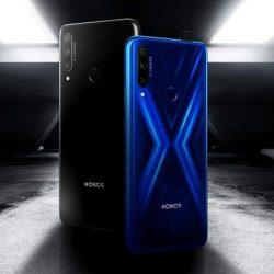 گوشی موبایل آنر Honor مدل ۹X STK-LX1 دوسیم کارت ظرفیت ۱۲۸ گیگابایت