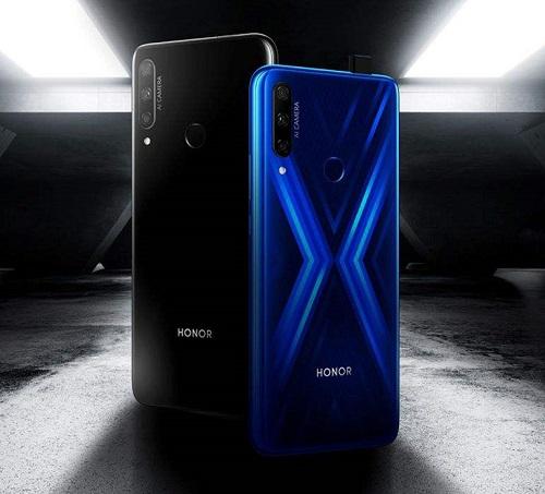گوشی موبایل آنر Honor مدل 9X STK-LX1 دوسیم کارت ظرفیت 128 گیگابایت