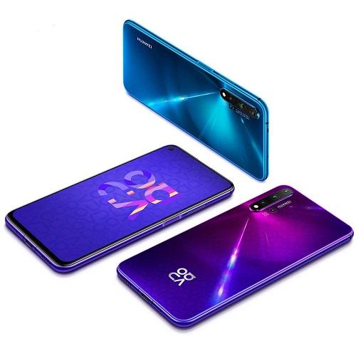 گوشی موبایل هوآوی نوآ 5 تی Huawei Nova 5T YAL-L21 ظرفیت 128 GB