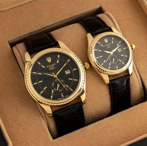 ست ساعت مچی رولکس Rolex - ست ساعت زنانه و مردانه