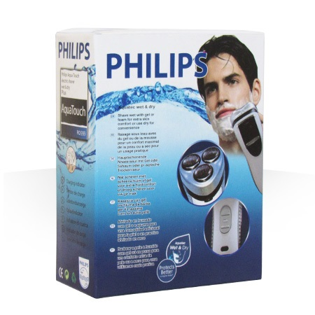 ریش تراش فیلیپس سه تیغ مدل RQ999 - ماشین اصلاح 3 تیغ فیلیپس دارای خط زن